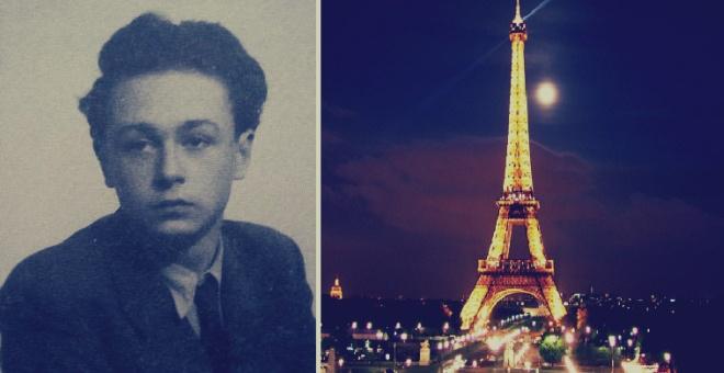 قصة شاعر فرنسي حاول تفجير «إيفل»  لتضايقه من أضواء البرج