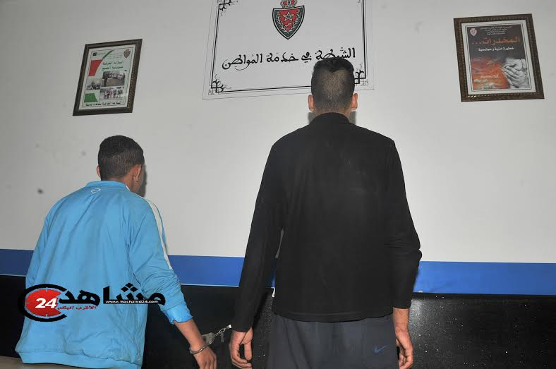 تفكيك شبكة متهمة بالسرقات بالسلاح الأبيض في الدار البيضاء