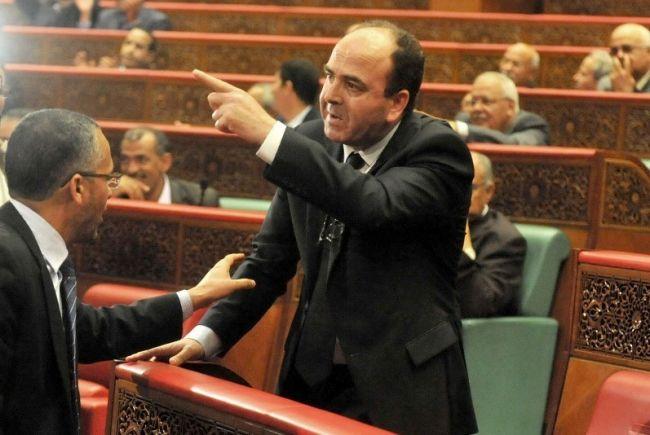 حكيم بنشماس رئيسا جديدا لمجلس المستشارين