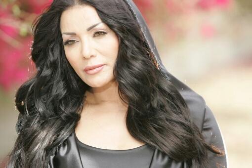 ليلى غفران تنفصل عن زوجها في صمت