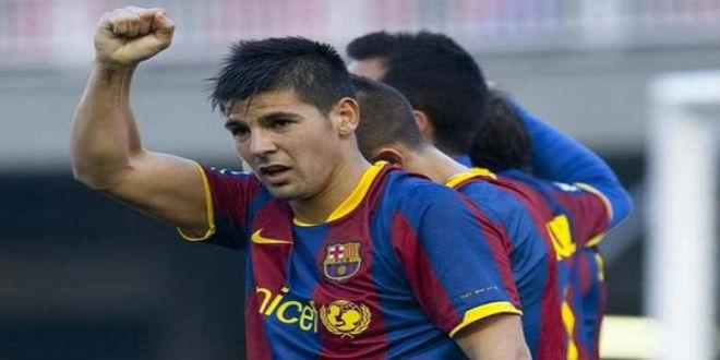 برشلونة يقترب من حسم صفقة أخرى مع مهاجم جديد