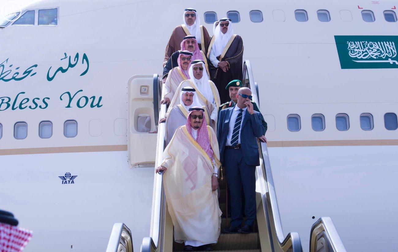 ملك السعودية يصل طنجة في إجازة خاصة