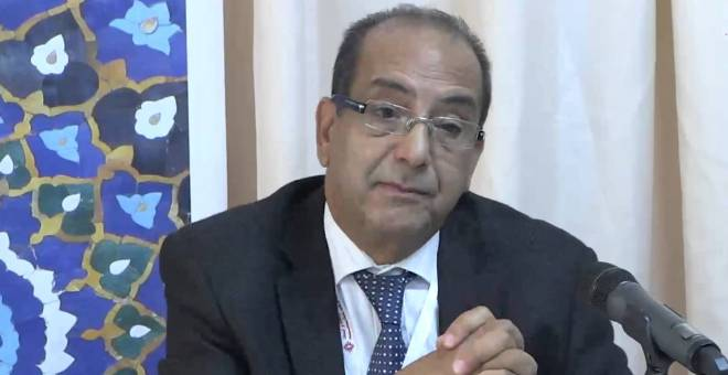 الدولي المغربي برادة يسجل هدفا رائعا في التداريب