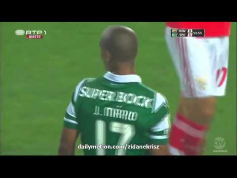 سبورتينغ-بنفيكا : 1-0