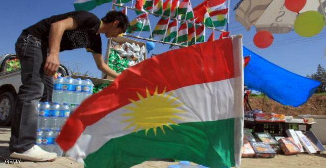 الأكراد شعب بأربعة دول
