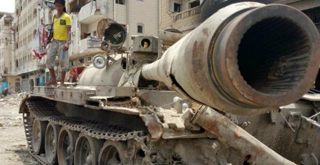 المقاومة اليمنية تحرر مزيد من المدن والحوثيون يرحبون بالحل السياسي