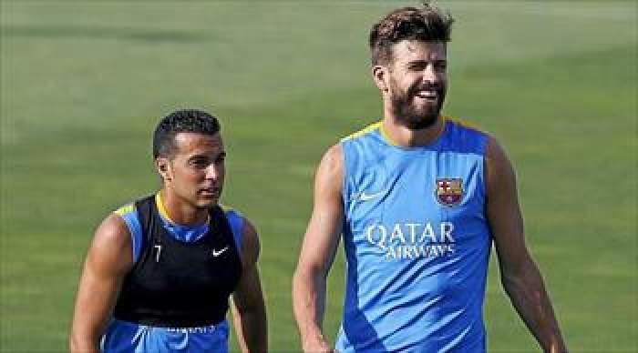 برشلونة يستعد لتوديع بيدرو