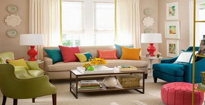 8 أخطاء شائعة في اختيار ألوان الطلاء والأثاث في المنزل