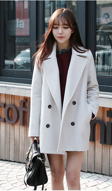 2015-Design-New-Spring-Winter-Trench-Coat-Women-Medium-candy-color-Long-Oversize-Warm-Wool-Jacket
