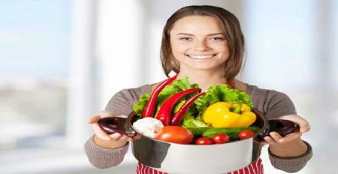 أطعمة ترتفع قيمتها الغذائية بعد الطهي