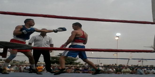 تألق ملاكمي الفتح في تظاهرة وطنية للملاكمة بسلا