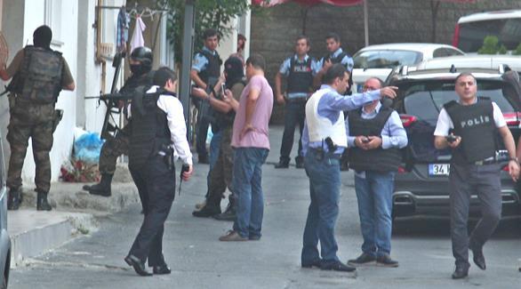 هجومان على القنصلية الأمريكية ومركز للشرطة في اسطنبول