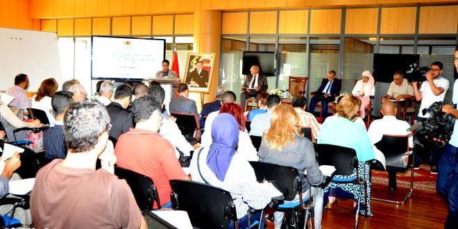 ممثلو 30 حزبا مغربيا يحضرون عملية