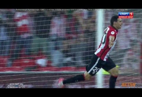 أهداف  من نهائي بيلباو و برشلونة: 4-0