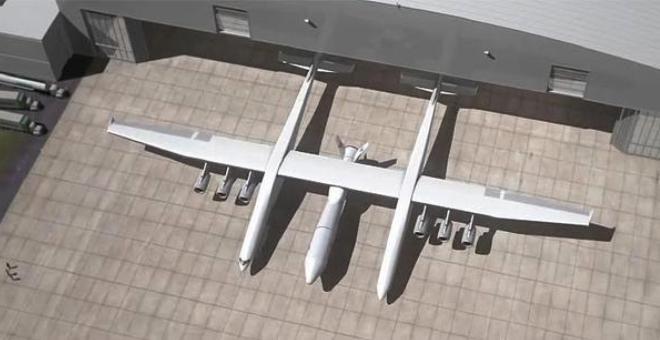 تعرّف على أضخم طائرة في العالم