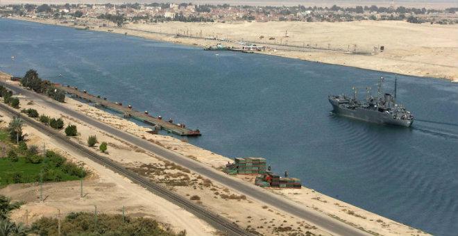 مصر تحتفل اليوم بتدشين قناة السويس الجديدة