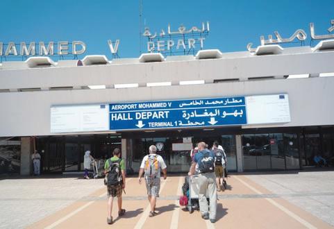 انتعاش النقل الجوي بالمملكة..ومطار البيضاء أكثر جذبا للمسافرين
