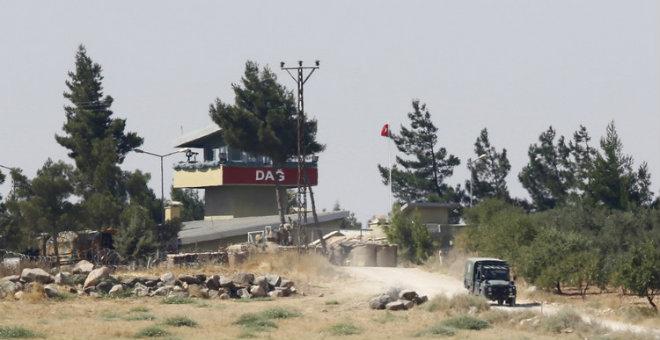 تركيا تحاصر الحزب الكردستاني بإقامة مناطق آمنة شرق البلاد