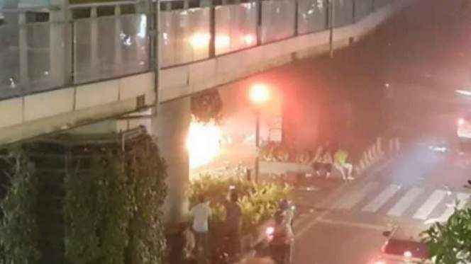 قنبلة تقتل 27 شخصا بالعاصمة التايلاندية