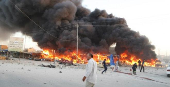 الحزب الكردستاني يتبنى تفجير انتحاري في ولاية أغري شرق تركيا