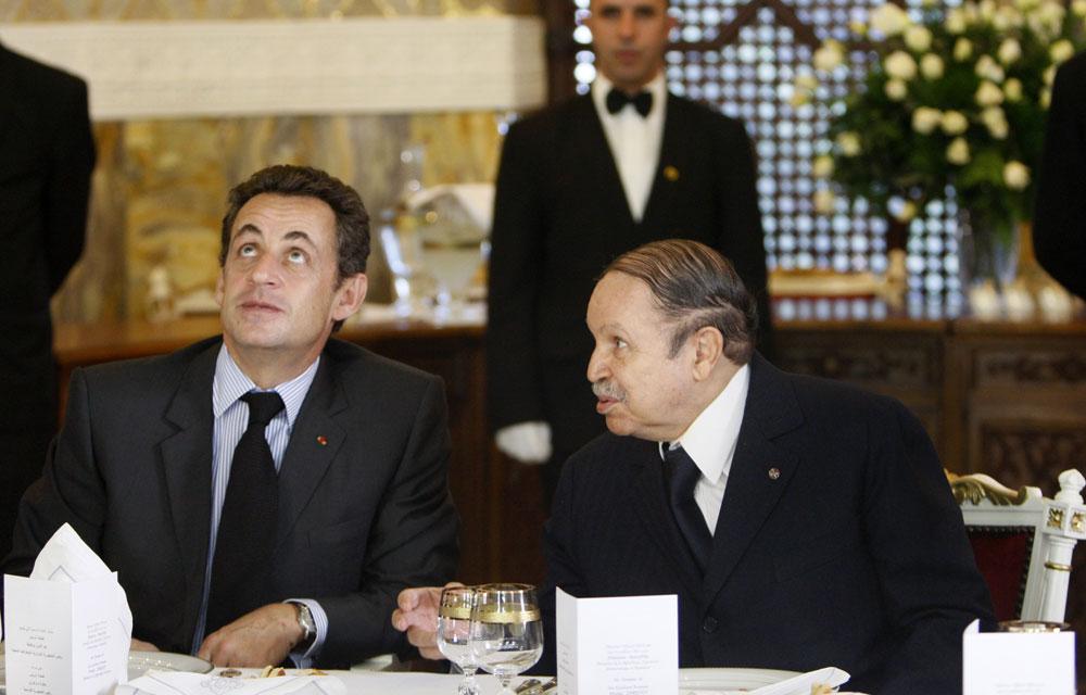 Sarkozy-Bouteflika