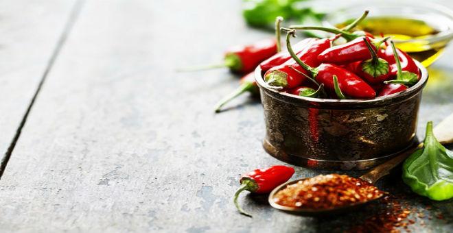 دراسة صينية: الأطعمة الحارة تقلل مخاطر الوفاة