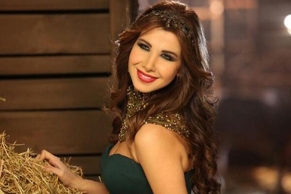هكذا شاركت نانسي عجرم مصر فرحة افتتاح قناة السويس الجديدة