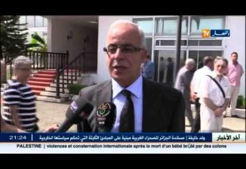 وصول جثمان الصحفي مليك أيت عودية إلى الجزائر
