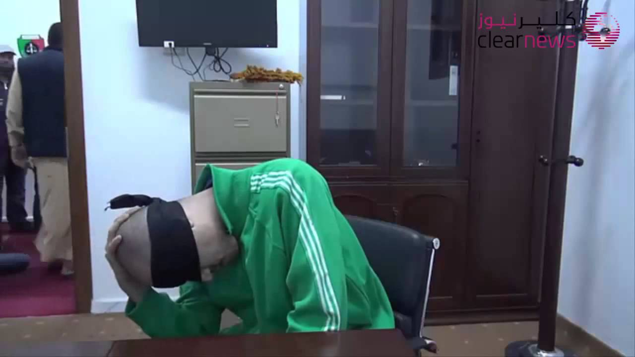 تعذيب الساعدي القذافي داخل سجن الهضبة بطرابلس