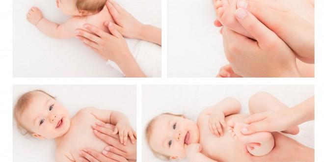 أسهل طريقة لعمل مساج صحي لطفلك