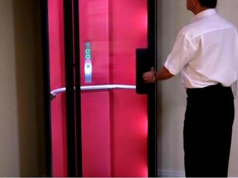 ابتكار مصعد منزلي للمستقبل