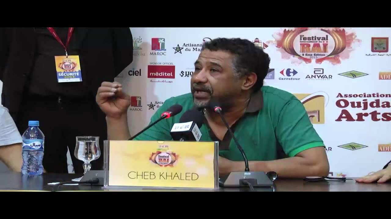 الشاب خالد: المغرب أحسن بلد في العالم