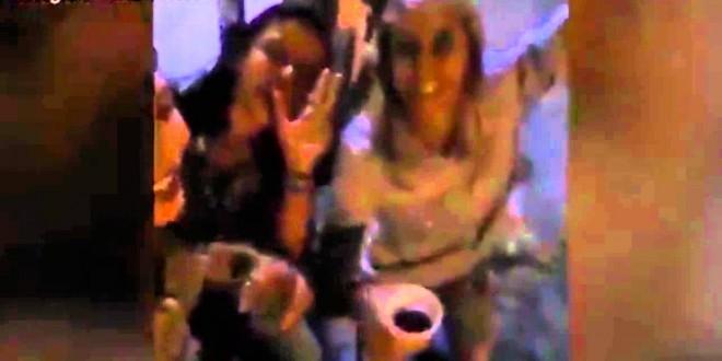 فيديو..برازيلية تتوج أجمل عاملة نظافة