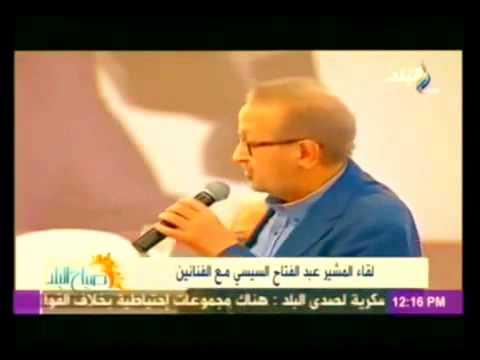 هذا ماقاله نور الشريف عن المغاربة قبل وفاته
