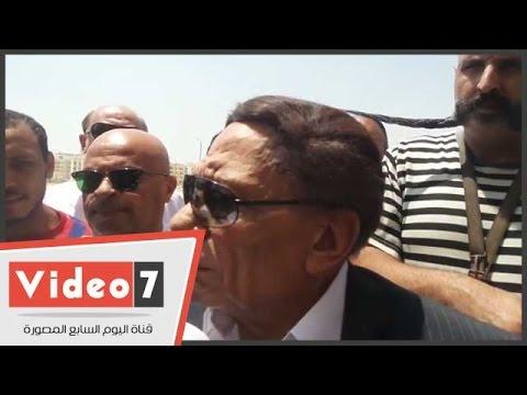 عادل إمام: أجلت زفاف ابني بعد صدمة وفاة نور الشريف