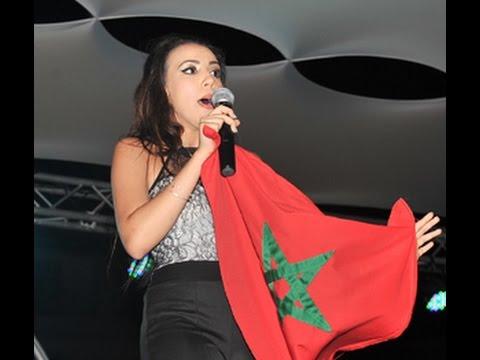 زينة ابنة سعيد عويطة تلهب أجواء المهرجان الدولي للفيلم القصير