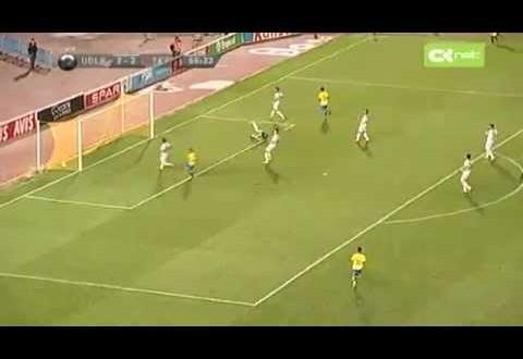 أهداف مباراة المغرب التطواني ولاس بالماس (2_4)