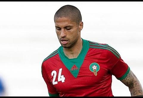 مهارات المغربي داكوستا الدفاعية