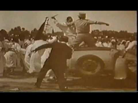 فيديو نادر للبطل علال بن عبد الله لحظة انتقامه لكرامة المغاربة