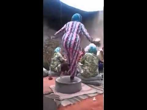 حينما تجتمع النساء المغربيات فهذا ما يحصل