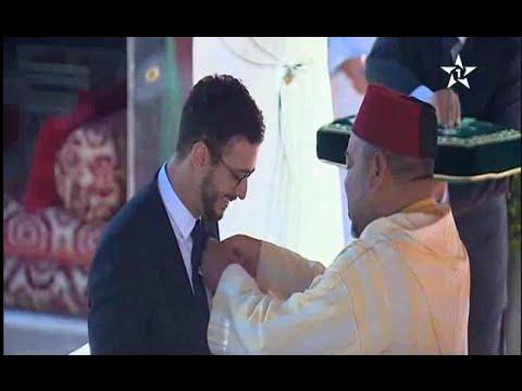 محامي سعد لمجرد يكشف حقيقة لقاء موكله بالملك محمد السادس