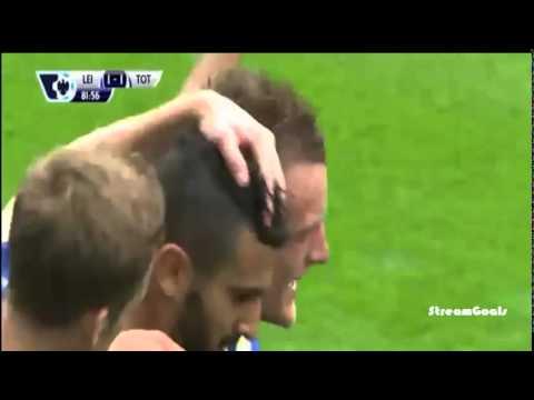 محرز يواصل إحراز الأهداف في الدوري الانجليزي