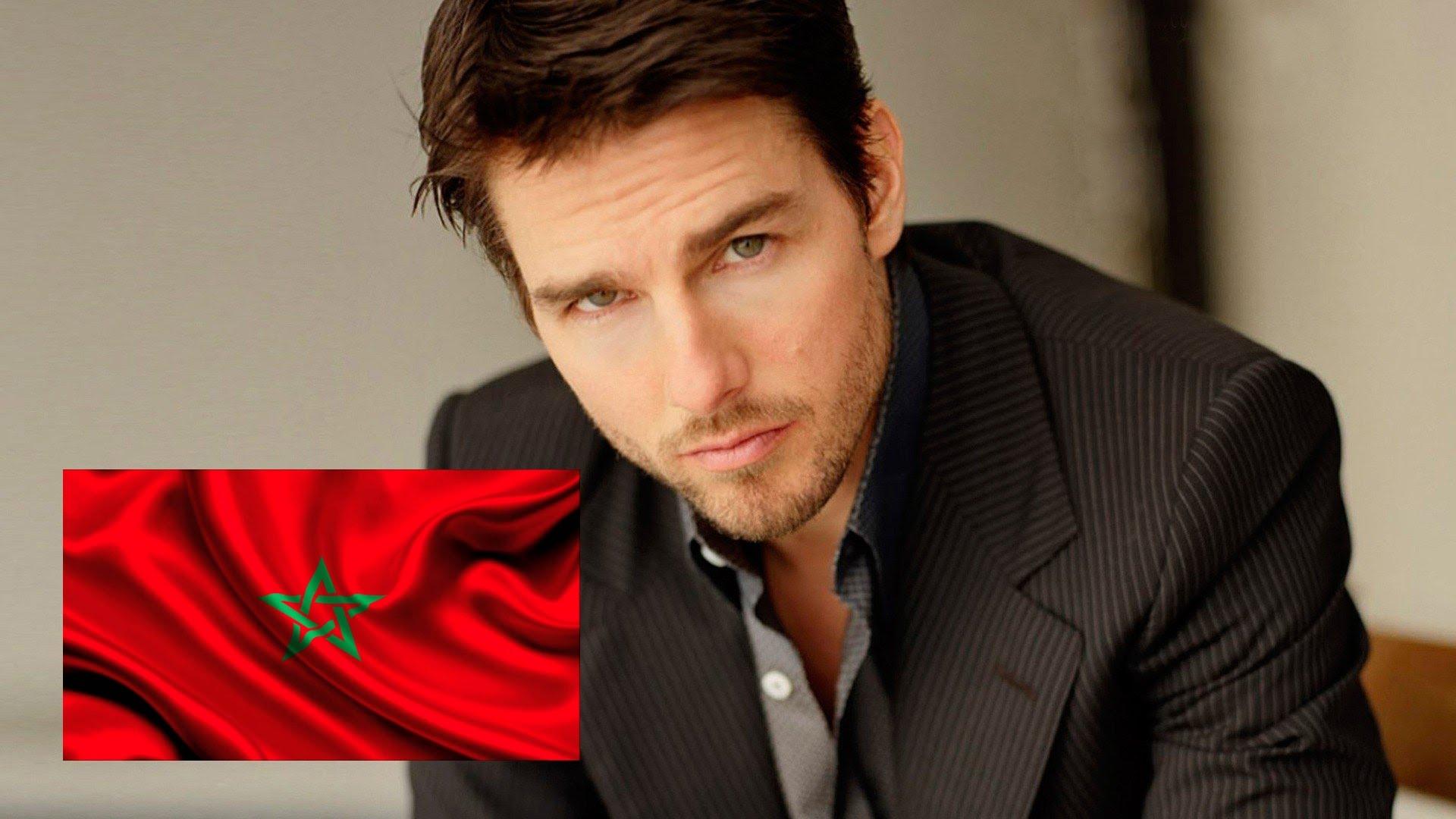 شاهد ماذا قال توم كروز عن المغرب والمغاربة