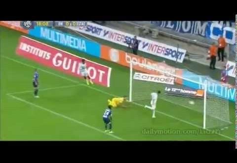 أول أهداف عبد العزيز برادة مع فريقه أولمبيك مارسيليا