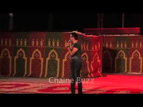 شاهد حاتم إدار يصارح جمهوره بمرضه