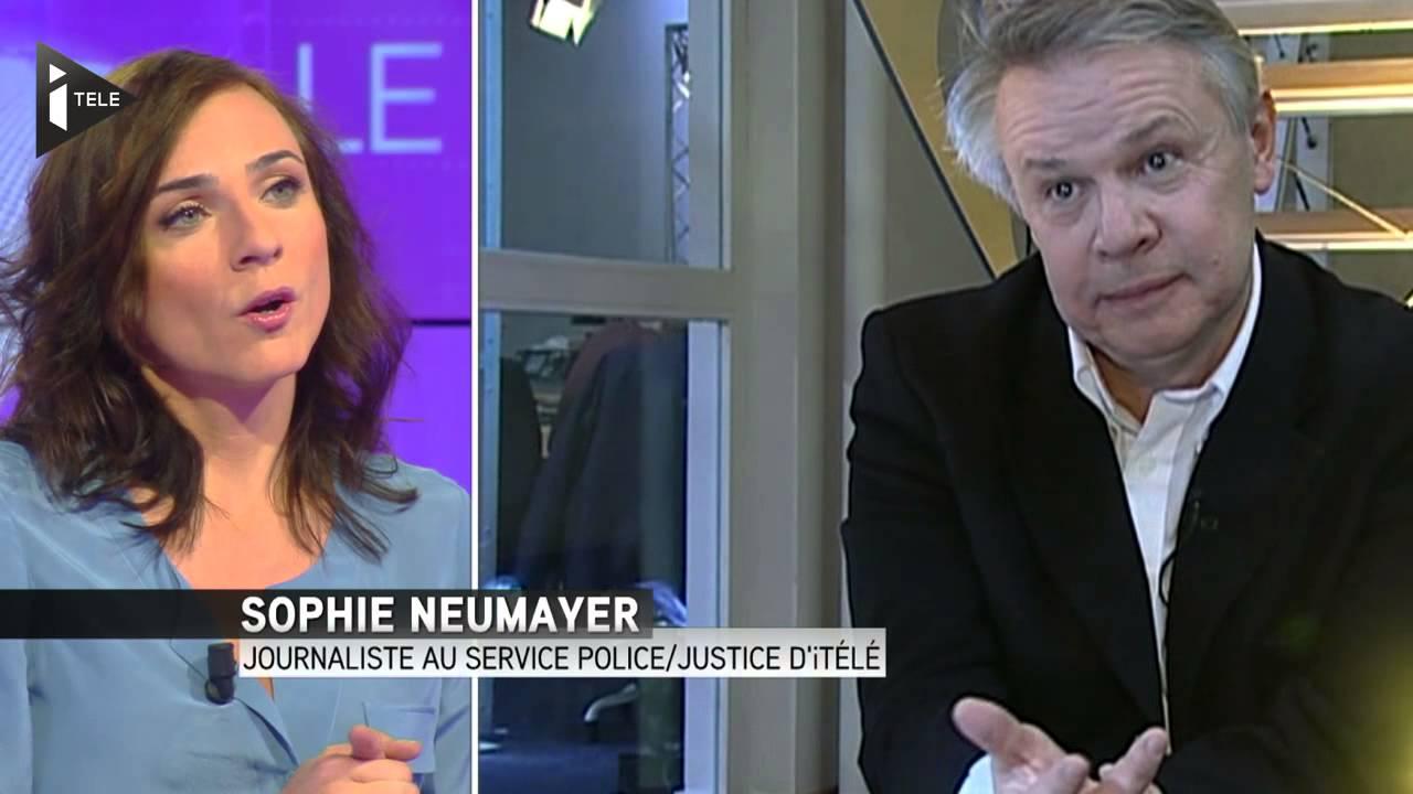 قضية ابتزاز اريك لوران للملك محمد السادس في التلفزيون الفرنسي