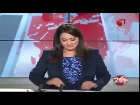 فيديو...مذيعة تقدم استقالتها على الهواء مباشرة