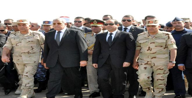 السيسي وكبار المسؤولين المصريين مهددون بالتوقيف في بريطانيا