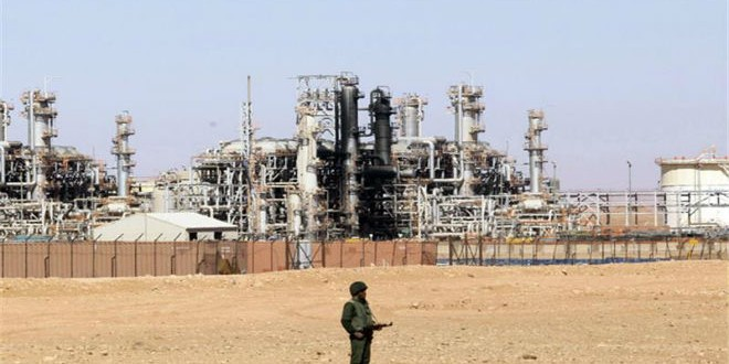 هجوم إرهابي على منشأة نفطية بعين صالح