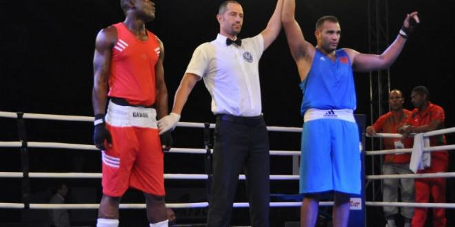 Arjaoui Boxing